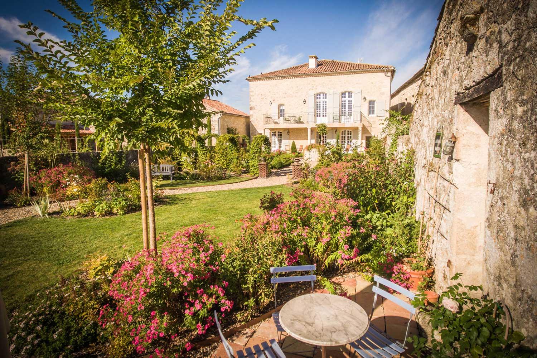 La Maison d\'Aux – Charmante Gästezimmer in La Romieu in der ...