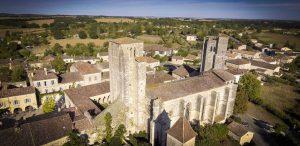 le-village-la-romieu-et-collegiale
